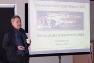 traitement des données géophysiques haute résolution pa Réal Daigneault
